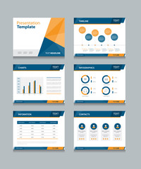 Business presentation template setpowerpoint template design category accmission Images