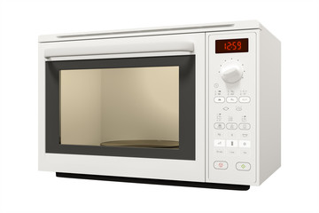 typical modern microwave isolated