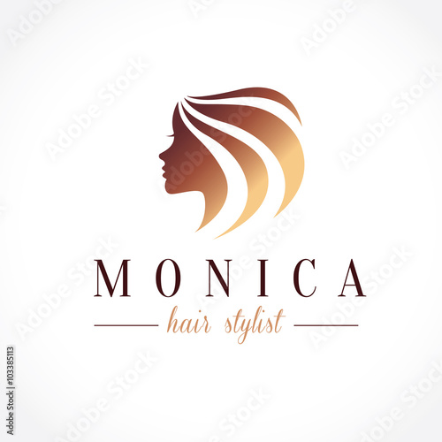 Free vector beauty salon logos vector logos for 120 salon syracuse