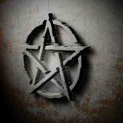 Pentagramm Wand P