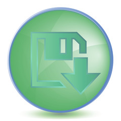 Icon Download color of malachite