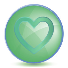 Icon Favorite color of malachite