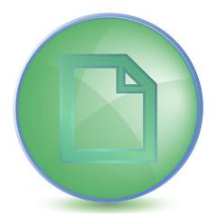 Icon File color of malachite