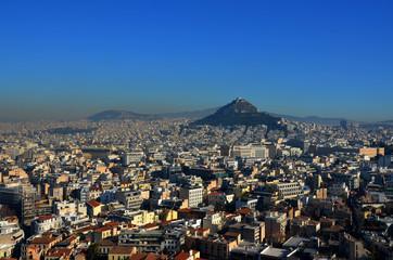 Monte Lycabettus ad Atene