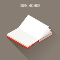 Vector isometric book