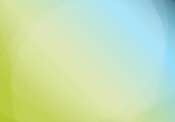 Blue-green Abstract Background