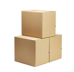 3 Pappkartons