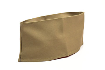 garrison cap on the white background