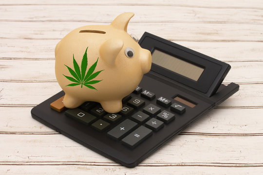 Profiting from selling marijuana