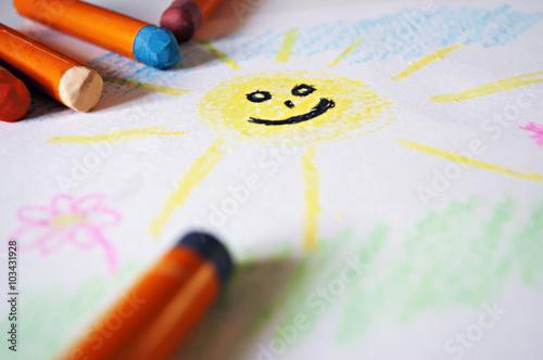 Disegno Di Un Bambino : Disegno del bambino cosa valutare e come interpretarlo