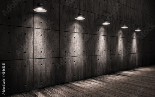 Quot Industrial Grunge Background Illuminated Ceiling Lamps