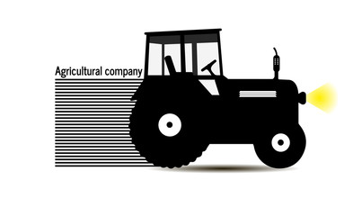 logo tractor agricultural company