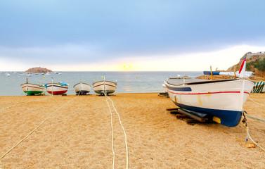 Tossa de mar. City Beach.