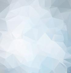 polygonal triangular modern alphabet design background