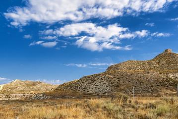 Desierto de los Monegros (Aragon)