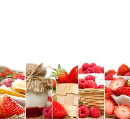 Berry Mix Slices