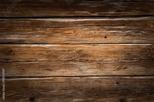 Rustikal holz  Holz Hintergrund rustikal, Bretterwand aus warmen Holz ...