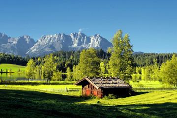 Kitzbühel / Tirol im Sommer
