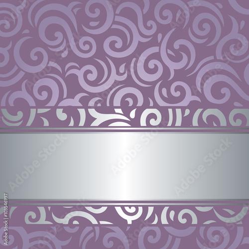 quotlavender violet wedding vintage background designquot stock