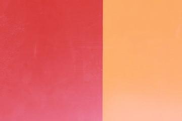 Orange & Red Color Block Background