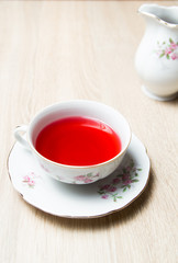 Cup of tea elegant set