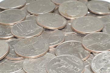 United States Quarter Background