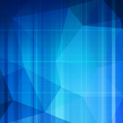 Triagulated Background Abstract