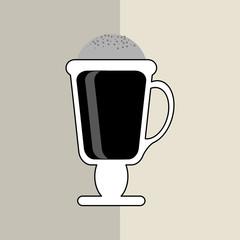 Coffee icon design