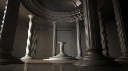 Ancient interior