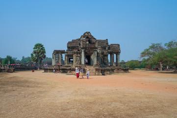 Ankor Wat,Siem Reap,Cambodia.