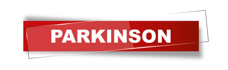 Button | Schild | Parkinson