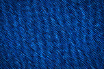 Blue cloth background fabric