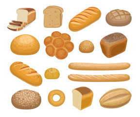 Bread, bakery products