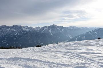 Wintersport, Schipiste, Schigebiet, Piste, Berg, Zettersfeld, Lienz, Lift