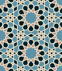 Vector abstract islamic background.