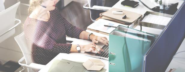 Customer Service Working Communication Help Concept