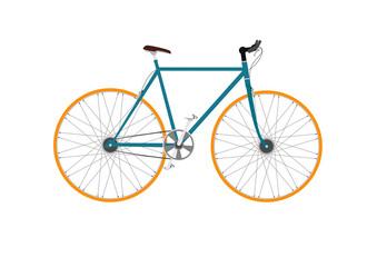 イラスト素材「自転車」