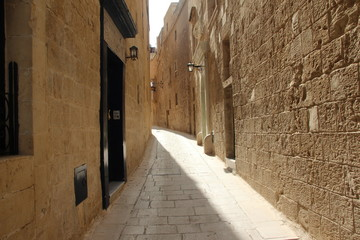 Fototapeta Malta zabudowa obraz