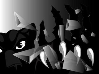 Black Panther fragments
