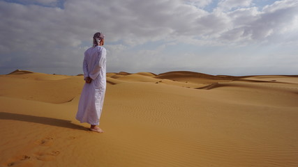 Nomad at Wahiba Sands