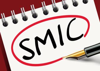 SMIC - salaire
