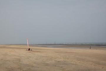 Quand toute la plage est à soi !