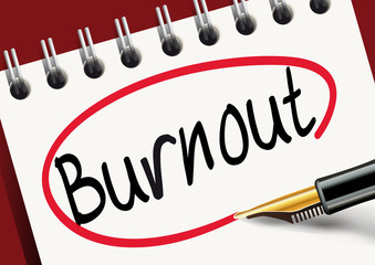 burnout - stress
