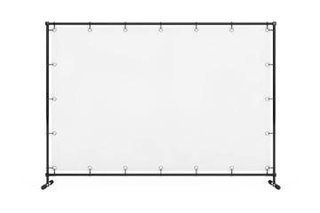 Blank Flag Banner