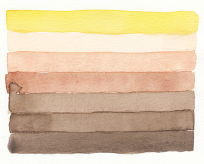 watercolor layers colorful textures
