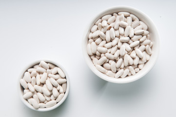 Beans in a bowl