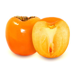 photo delicious persimmon