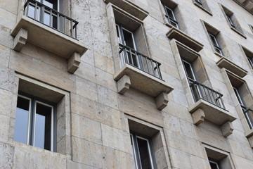 Balkone des Finanzministeriums