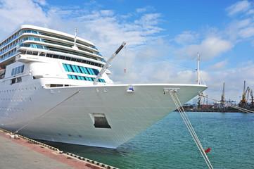 Cruise travel ship