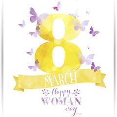 8 march, Women's Day